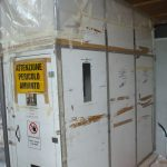 Confinamento statico per bonifica indoor