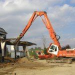 Demolizione strutture cemento armato