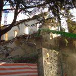 Demolizione strutture murarie