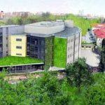 Nuovo padiglione ospedaliero