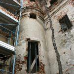 Restauro Castello di Cardè (CN)
